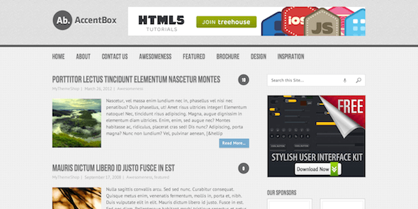 AccentBox-WordPress-Theme-Free