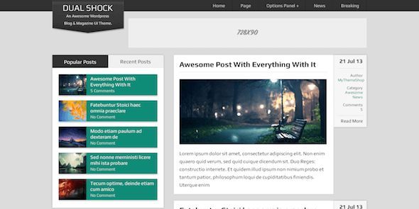 Dual-Shock-Tema-WordPress-Gratis-Free