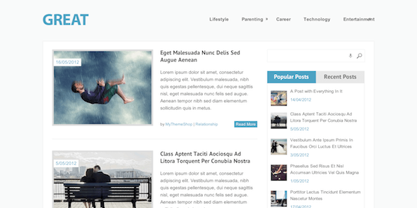 Great-Tema-WordPress-Free