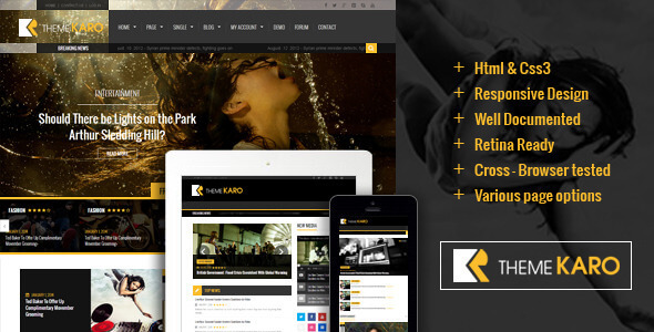 Karo-Magazine-Tema-WordPress