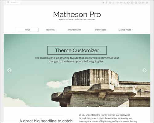 Matheson-Versione-Free-Download-WordPress