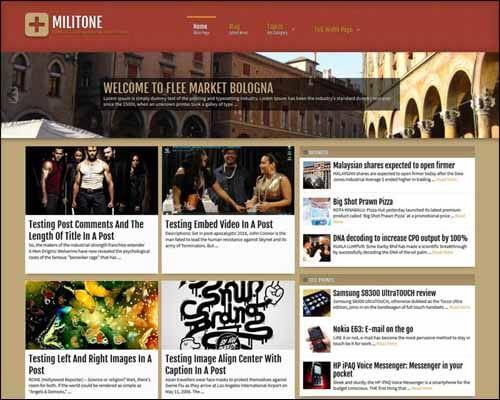Militone-Tema-Wordpress-Gratis-Template