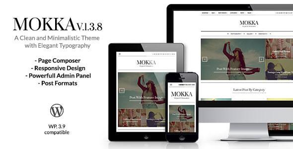 Mokka-Tema-WordPress