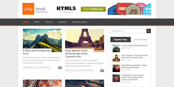 Play-Book-Tema-WordPress-Gratis