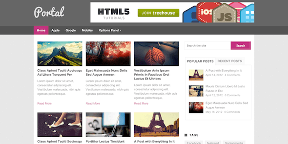 Portal-Tema-Gratis-WordPress