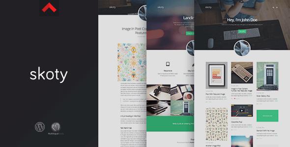 Skoty-WordPress-Tema-Template