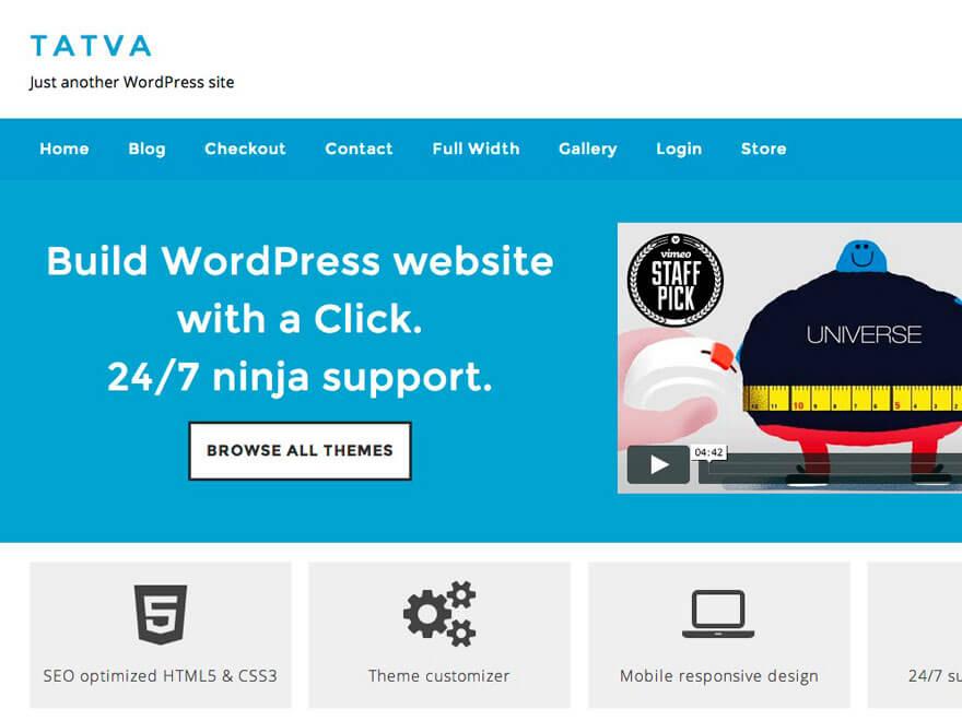 Tatva-Lite-Tema-WordPress-Free