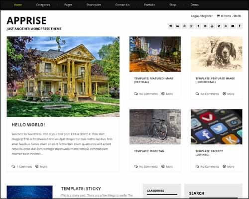 Tema-Apprise-WordPress-Free