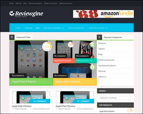 Tema-Responsive-WordPress-Reviewgine-Free