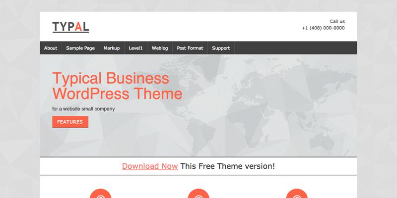 Typal-Tema-Responsive-WordPress-Free