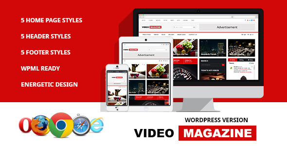 Video-Magazine-WordPress-Tema