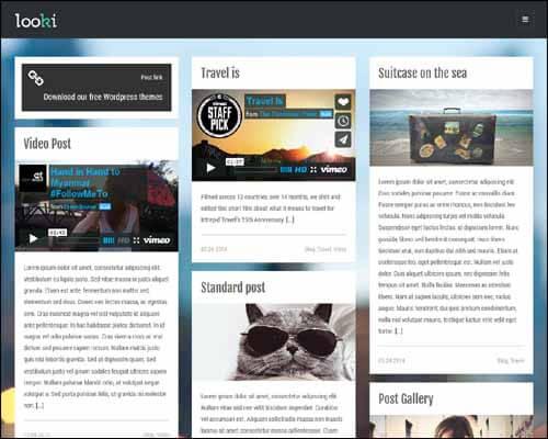WordPress-Template-Looki_Lite