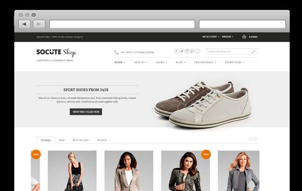 eCommerce-Template-WordPress-Free-SoCuteShop