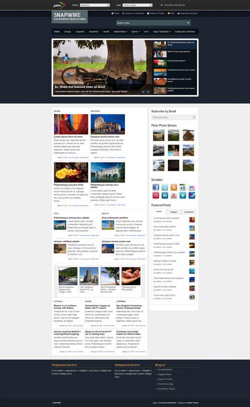 snapwire-tema-gratis-theme-wordpress