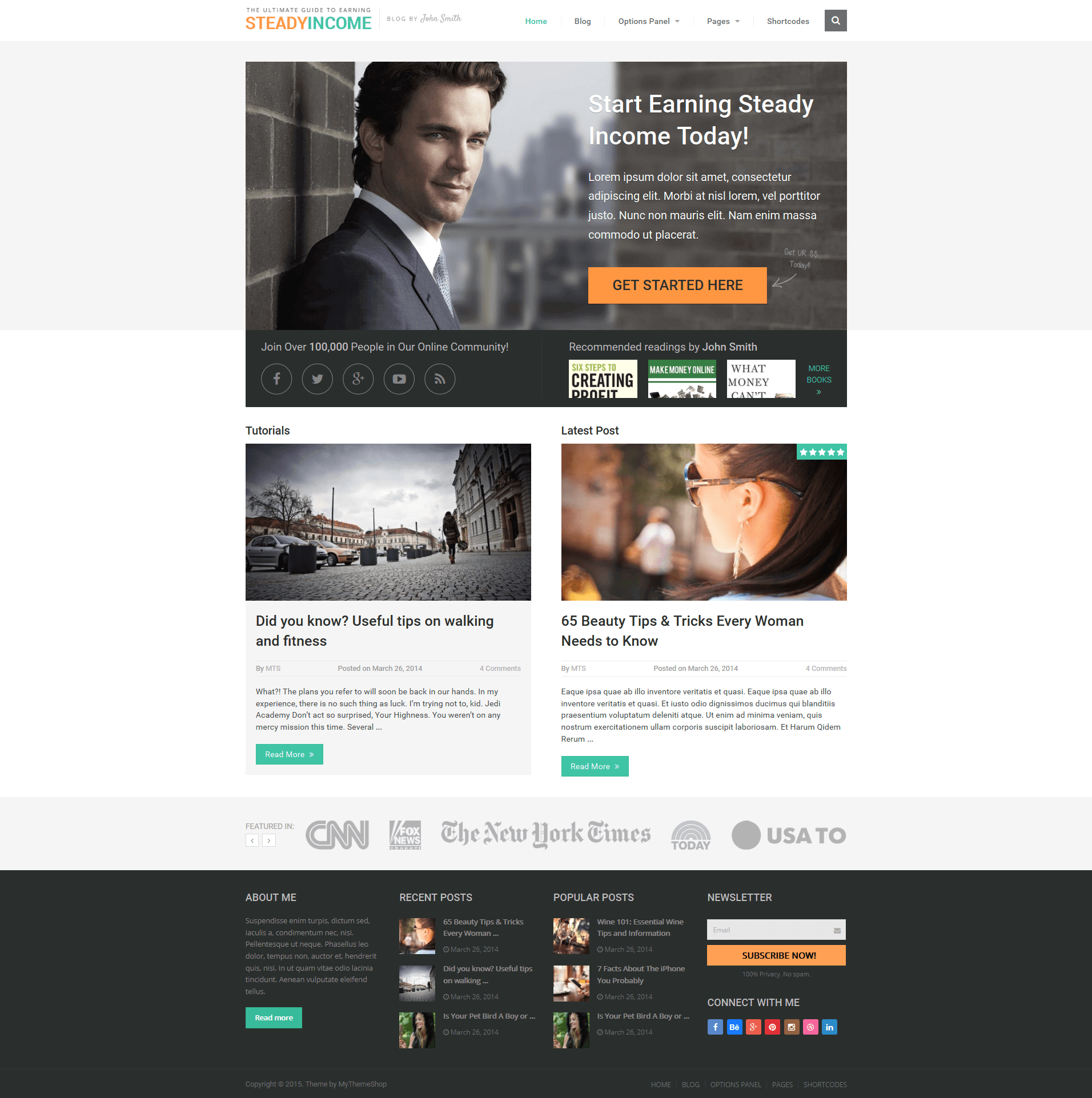SteadyIncome_Theme